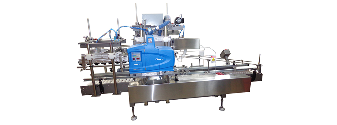 Hot melt glue sealer machine - CS30