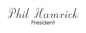 Hamrick - Phil Hamrick