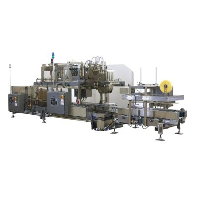 Hamrick - Tri-Pack Machine