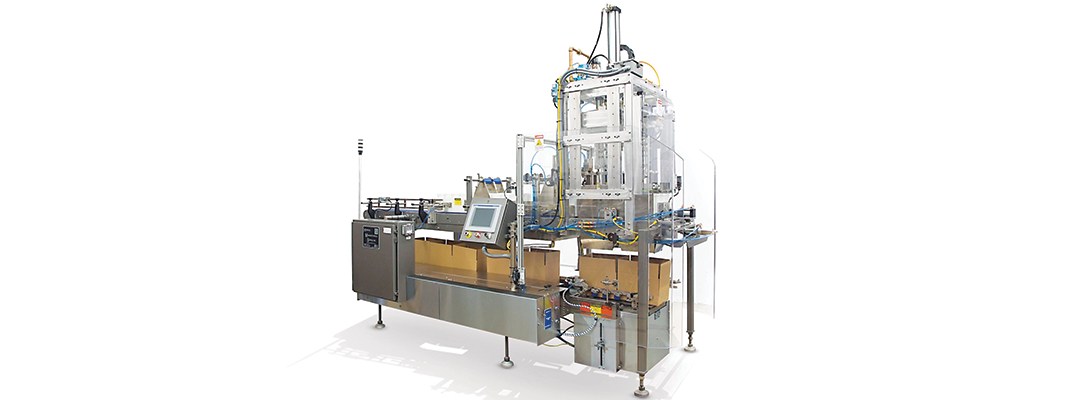 Soft-Set Case Packer System | Hamrick