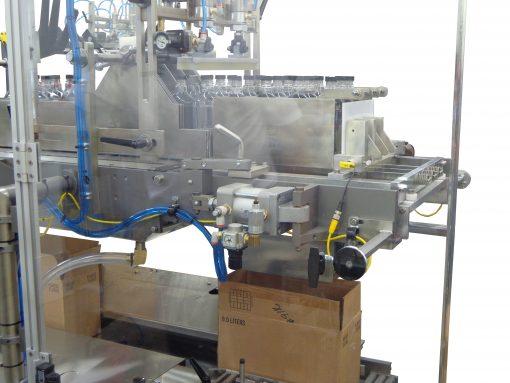 Hamrick - 360D Case Packer