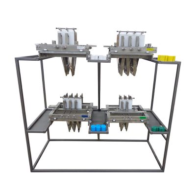 Hamrick - Packing Head Storage Rack
